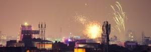 Happy Diwali. Foto di Vinoth Chandar