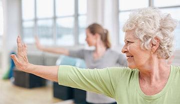 Yoga Senior
